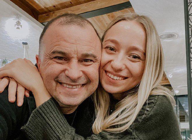 Беременная жена Виктора Павлика Катерина за 3 месяца до родов назвала имя сына