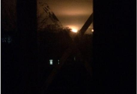 взрыв, донецк, куйбышевский район, казенный завод химических изделий, текстильщик