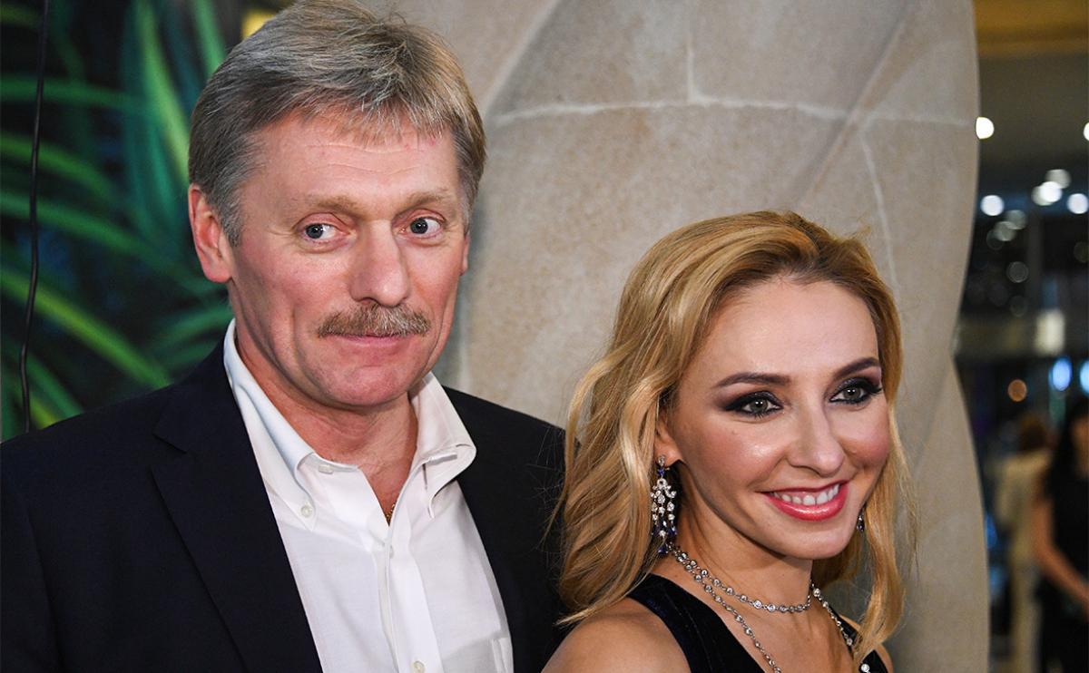 Дмитрий Песков рассказал, есть ли у него и у Навки заражение коронавирусом, заявление