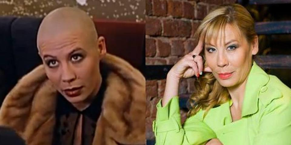 Российсская актриса, известная по роли проститутки в фильме Брат-2, мечтает уничтожить Украину