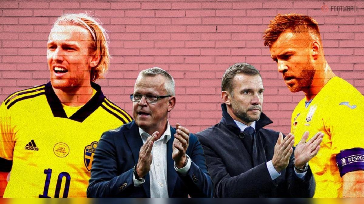 """Швеция проиграет Украине в """"сине-желтом противостоянии"""" на Евро - 2020 из-за проклятия"""