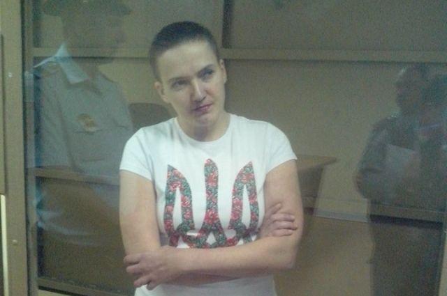 Савченко отказывается от судебно-психиатрической экспертизы, так как правозащитники присутствовать при этом не могут
