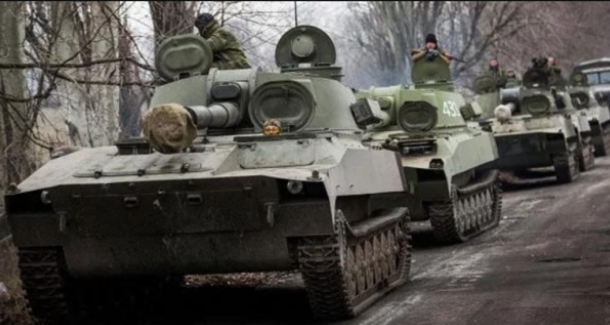 всу, РФ, война, бой, артиллерия, оос, донбасс
