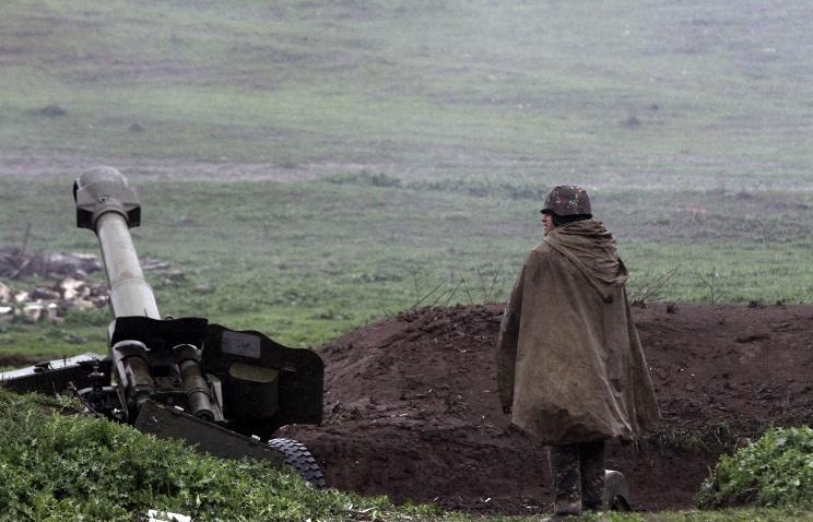 Азербайджан: нашу территорию обстреляли, и мы ударили по вражеской артиллерии