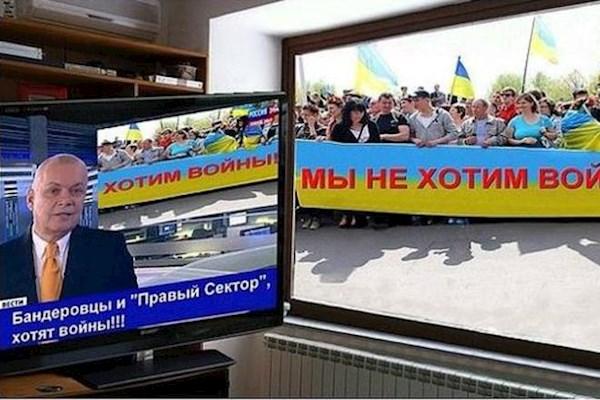 """Когда Кремль говорит про Украину глупости, это не опасно. Опасно будет, если он научится быть адекватным. Украину спасли """"распятые снегири"""""""