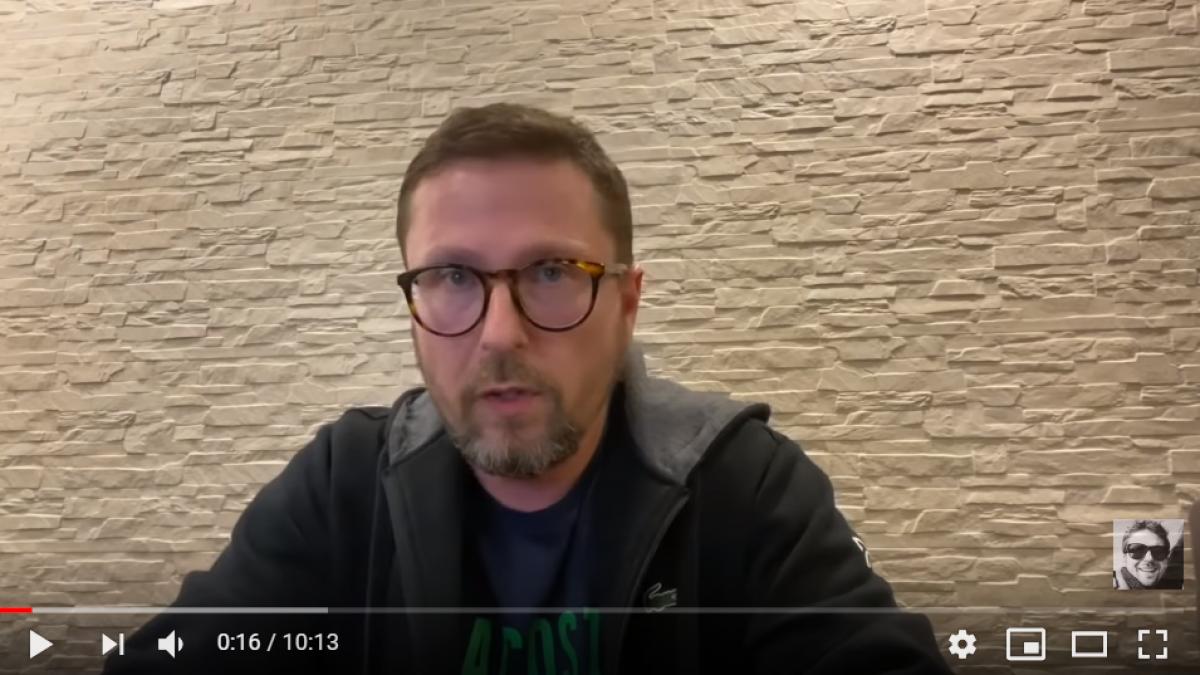 """Поджог офиса партии Шария: """"блогер"""" возмущен, что в Украине никому это не интересно"""