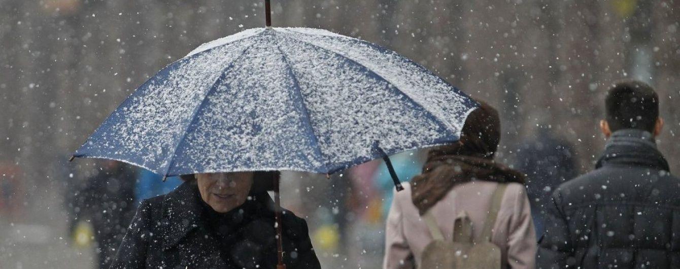диденко, похолодание, прогноз погоды, дожди, шторм, ветер, снег, новости украины