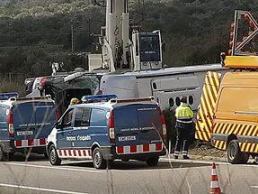 Стало известно, сколько украинцев пострадали в ДТП в Испании