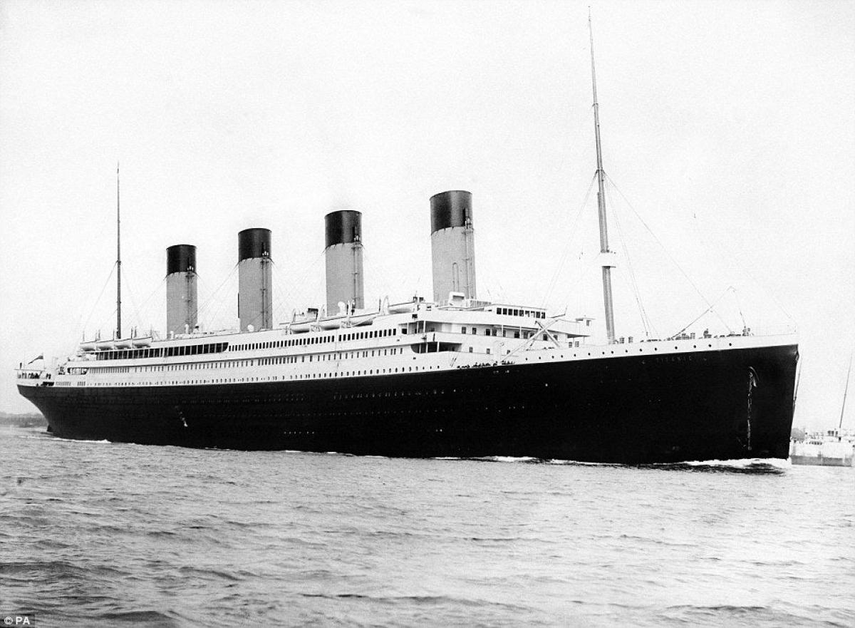 """Титаник"", экспедиция, США"