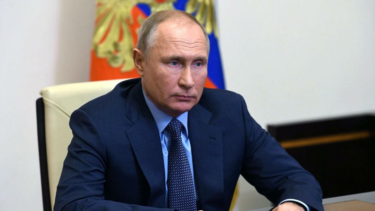 """""""Это уже за гранью"""", – Путин назвал план Украины пересечением """"красных линий"""""""