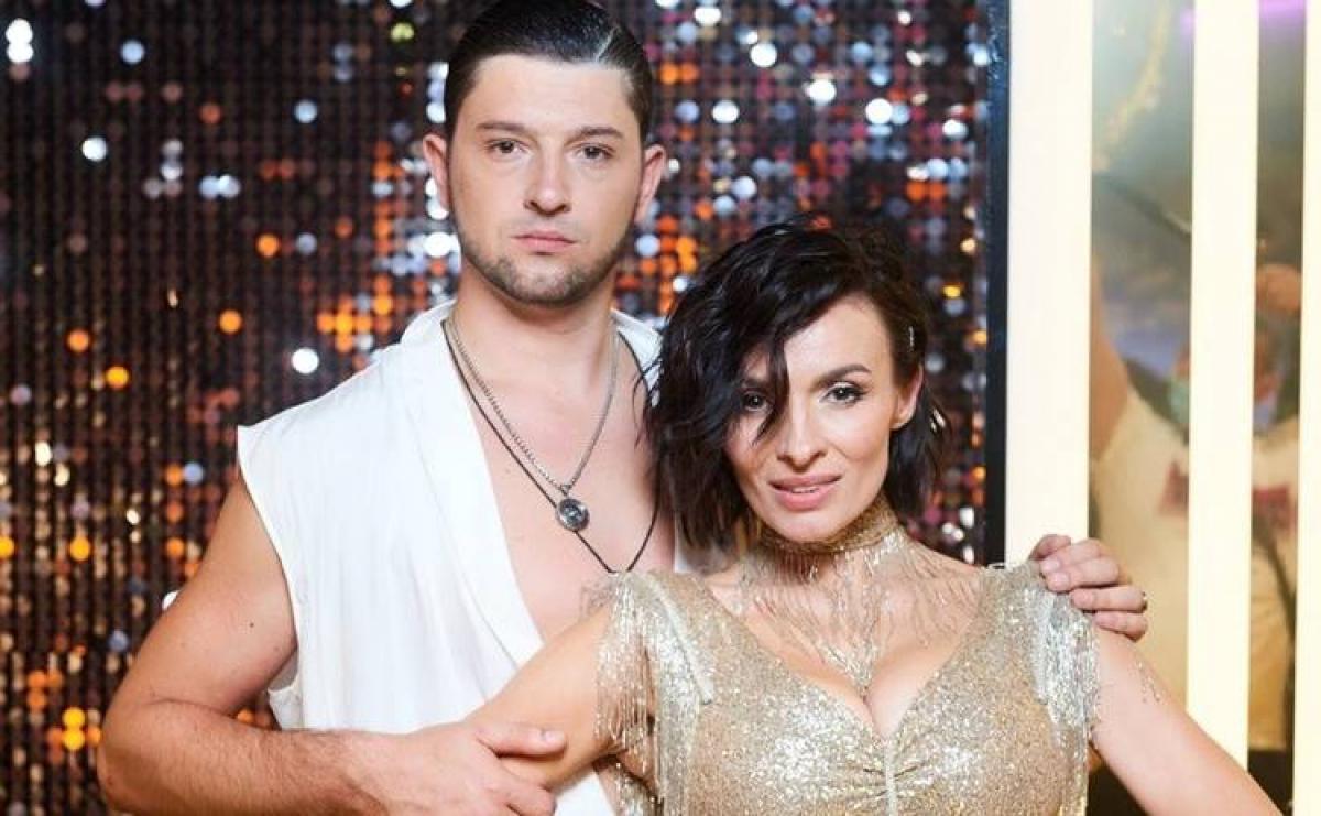 "Надя Мейхер спровоцировала слухи о тайном романе на ""Танцах со звездами"""