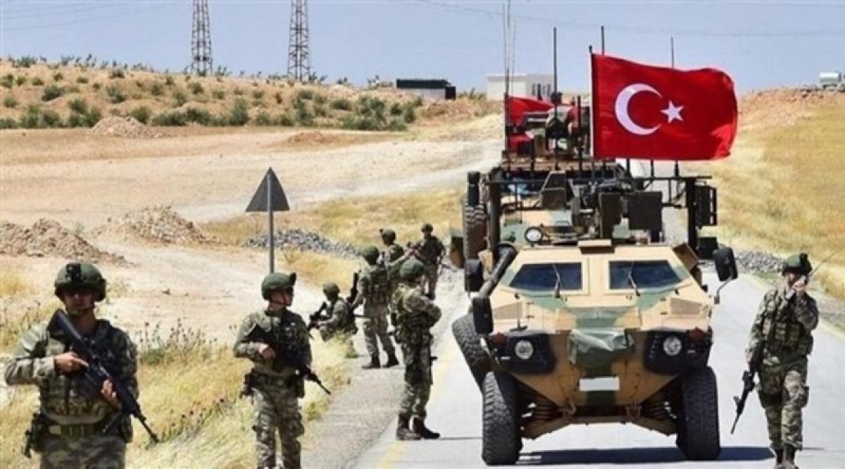 Турция, Сирия, Война, Обстрелы, Солдаты, Эрдоган, РФ