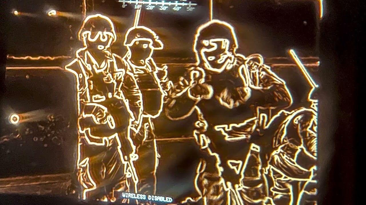 """Армия США продемонстрировала новый бинокль ночного видения: """"Словно в компьютерной игре Halo"""""""