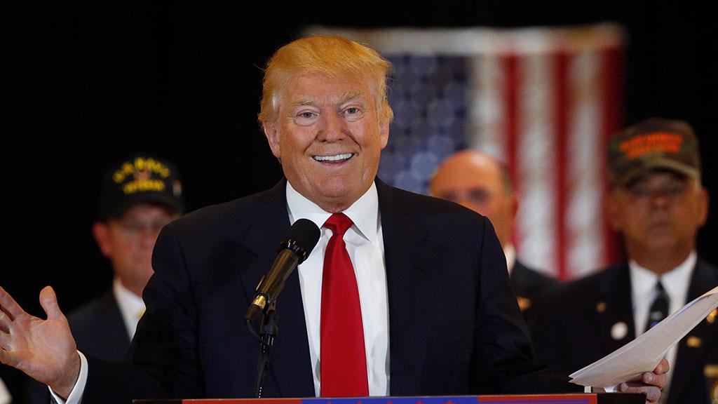 Когда я стану президентом, Россия будет уважать США больше чем сейчас, мы будем работать вместе – Трамп