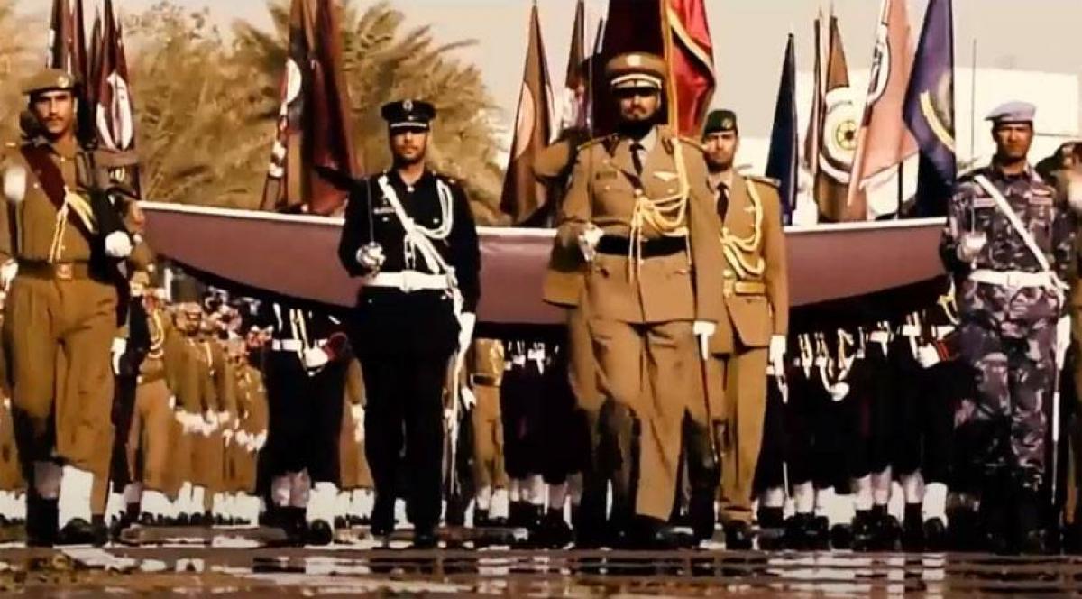 Попытка вооруженного госпереворота в Катаре: бывший эмир страны Хамад бин Халифа рвется к власти, видео