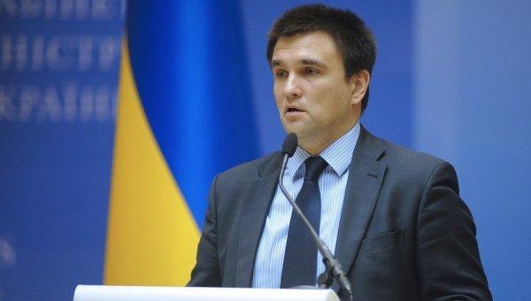 Кремль не хочет переговоров: Климкин уличил РФ в очередной лжи по освобождению незаконно осужденного Сенцова