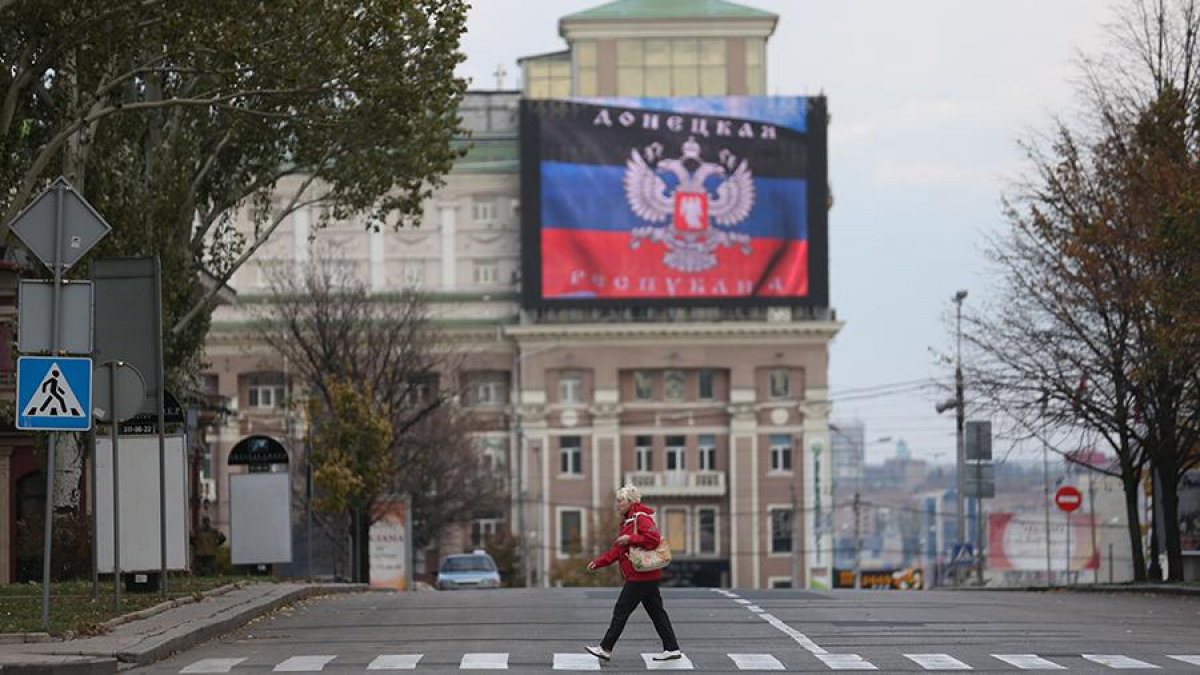 """Жители """"ДНР"""": """"Все разграблено, судя потому, как мы живем, """"республику"""" и создавать не стоило"""""""