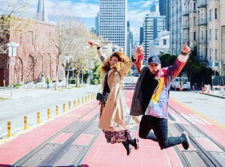 Монатик, жена Монатика, фото, инстаграмм, шоу-бизнес, культура, музыка