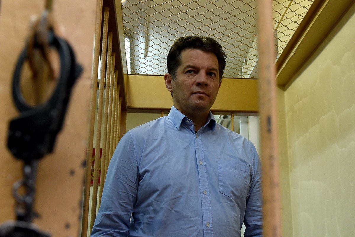 """В России огласили """"неожиданный"""" судебный приговор для политзаключенного Сущенко"""