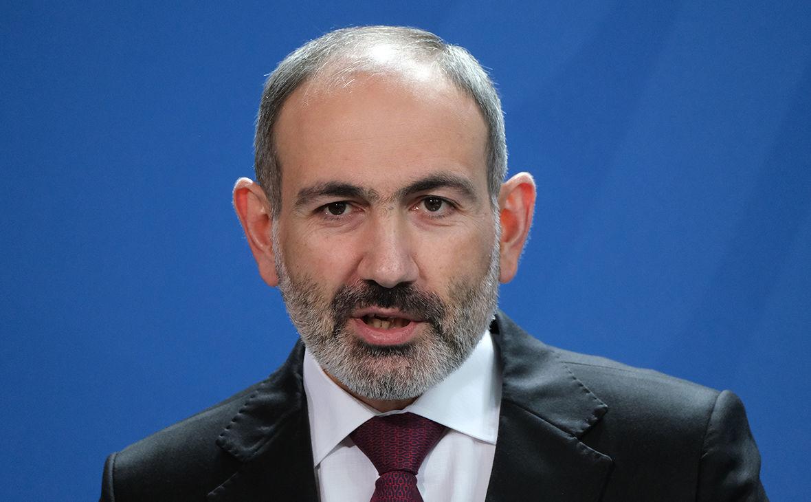 Отставка Пашиняна: лидер Армении прояснил ситуацию