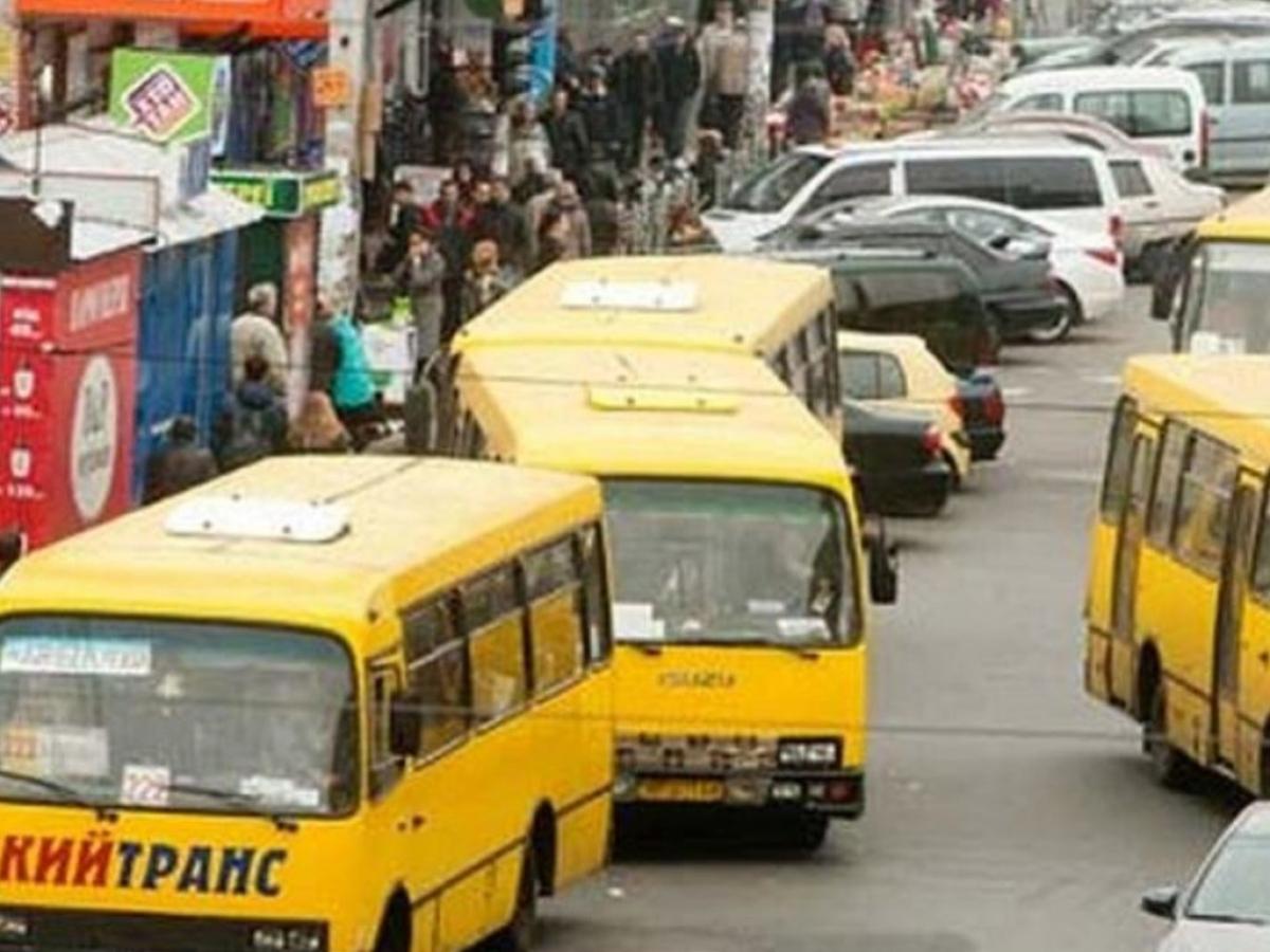 Послабление карантина в Украине с 22 мая: как будет ходить общественный транспорт