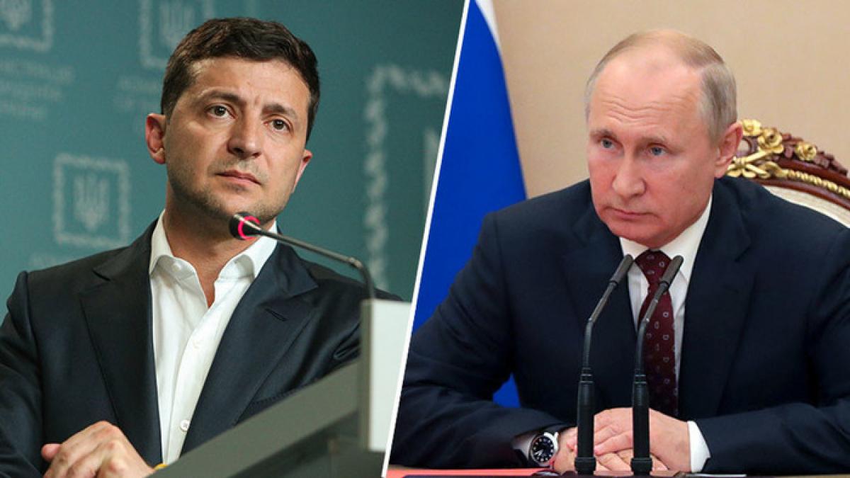 Зеленский, Путин, Донбасс, геноцид, Сребреница, сравнение, реакция