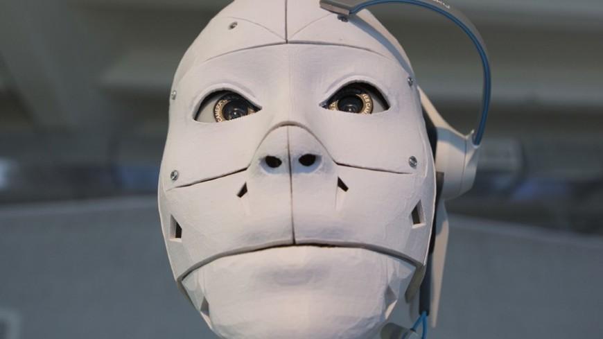 Почти как люди: токийские инженеры представили двух гуманоидных роботов