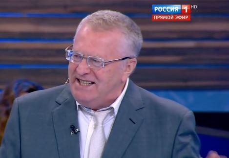 """Неадекват Жириновский на РосТВ озвучил план по развалу Украины: """"Никто даже не пикнет. Об Украине забудьте"""""""