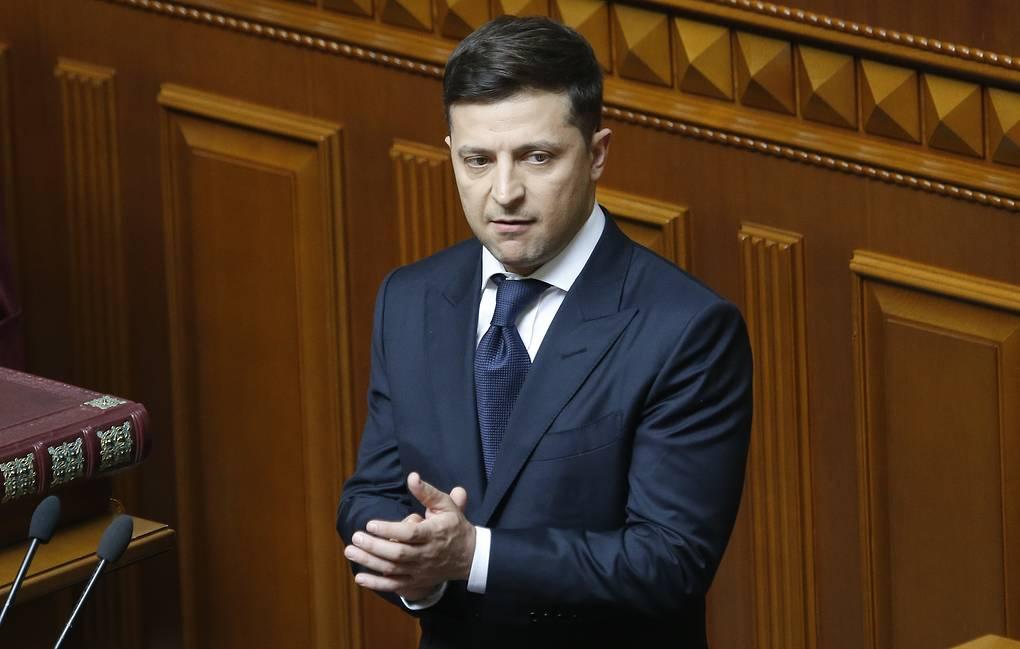 Зеленский скандал Сикорский Украина инженер российские СМИ