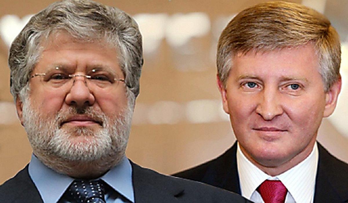 """СМИ пояснили, как """"нардепы Коломойского и Ахметова"""" провалили многомиллиардный удар по олигархам"""