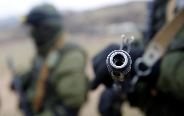 Вооруженные люди препятствуют ремонту перегона между Донецком и Авдеевкой