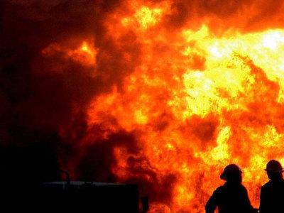 Найдено еще одно тело погибшего при пожаре в Ярославской области. Фото и видео с места трагедии