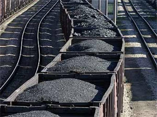 Уголь на исходе: украинским ТЭС топлива хватит до ноября