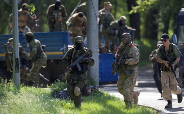 Сводка ополченцев о боевых действиях в Донбассе: столкновения в Марьинке, Луганске, Торезе, Антраците