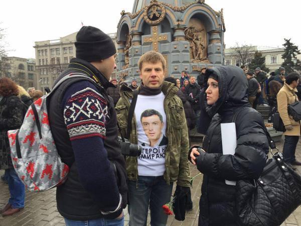 Гончаренко обвиняют в неповиновении сотрудникам полиции, - адвокат