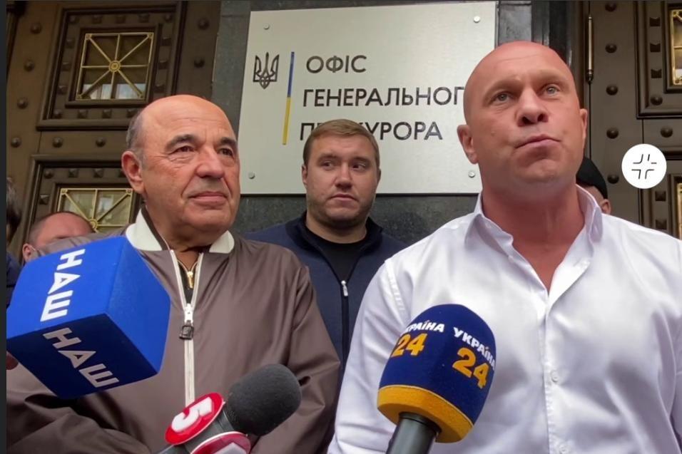 """""""На заборе написано"""", - Кива прокомментировал дело Медведчука так, что Рабиновичу стало неловко"""