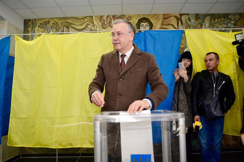 Гриценко, выборы президента, политика, голосование, Порошенко, Зеленский Тимошенко, Украина