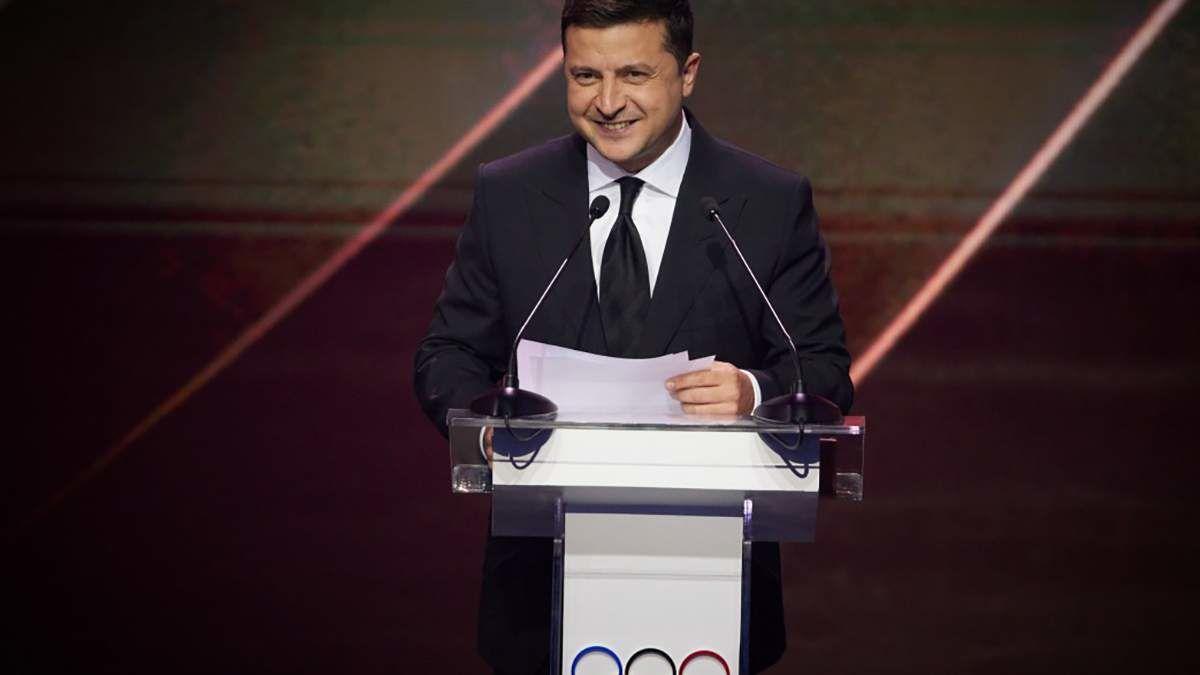 Олимпийские игры в Украине могут стать реальностью: президент Зеленский настроен серьезно