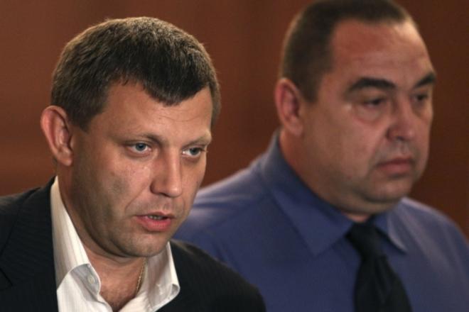 """Захарченко и Плотницкий подписали предложенный """"нормандской четверкой"""" документ"""