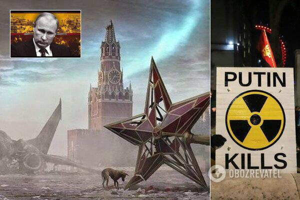 Белковский: Путин потерпел поражение, крушение России началось - Дальний Восток бунтует, он отколется первым