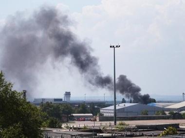 Боевые действия в Донецке 09.08. Хроника событий