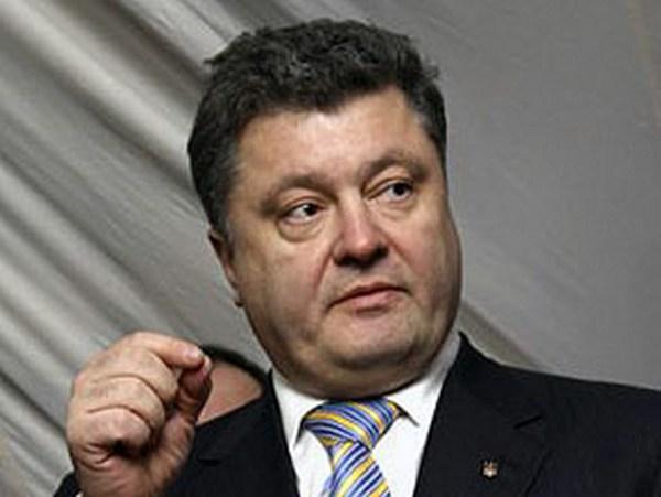Порошенко отбыл на переговоры в Минск