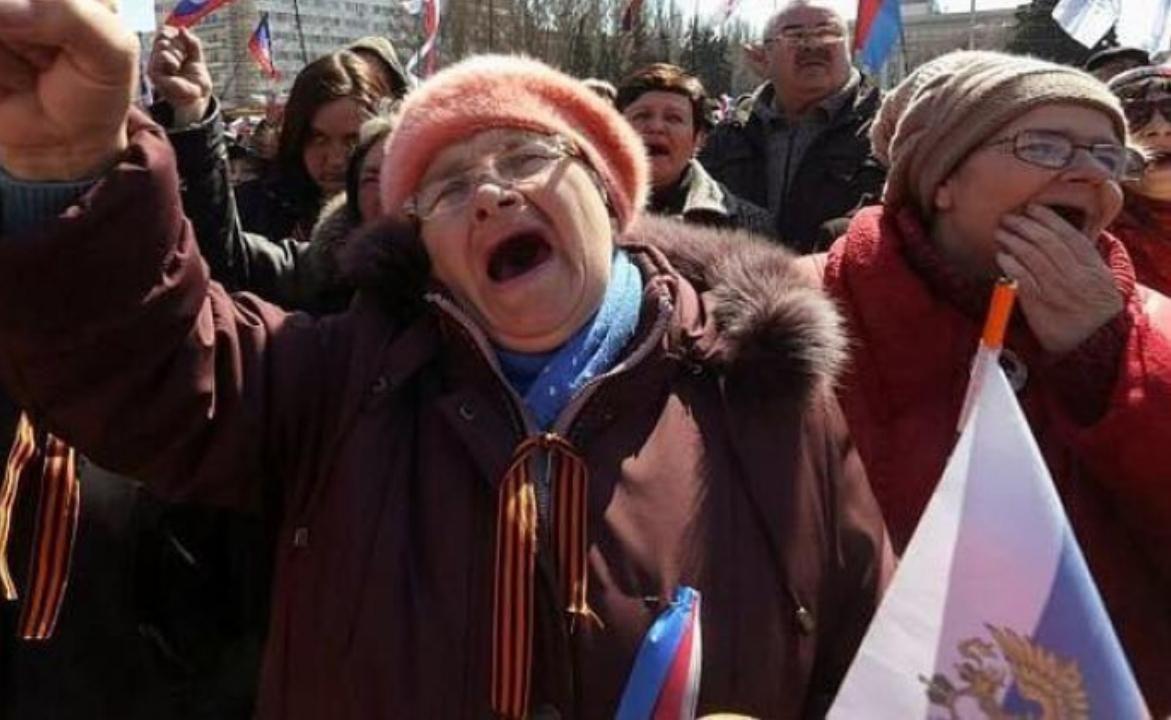 """Жители Донецка собираются на крупный митинг и выдвинули требования """"властям"""" """"ДНР"""""""