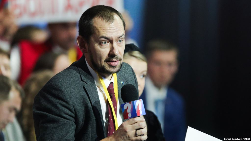 Цимбалюк в эфире росТВ дал отпор пропагандистам Путина, которые накинулись на него из-за перебежчика из СБУ