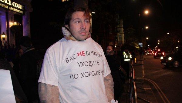 Чичваркин: «российский Майдан» возможен только при одном условии