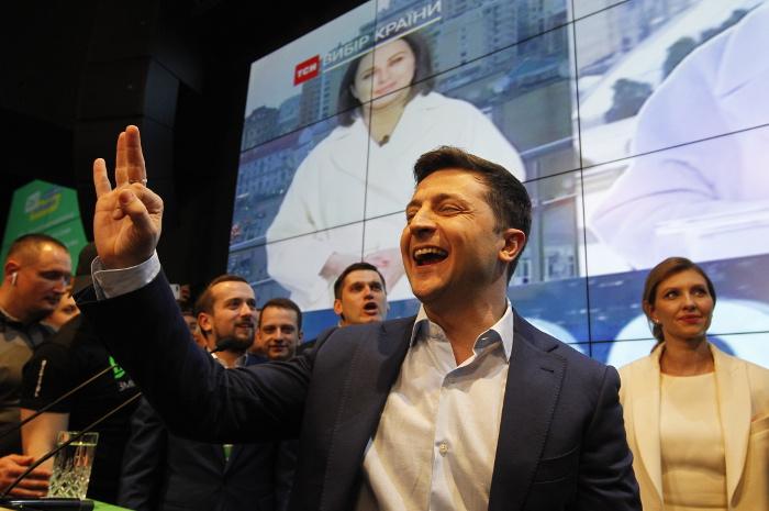 новости, выборы 2019, Зеленский, победа, РФ, Россия, Кремль, реакция, требования