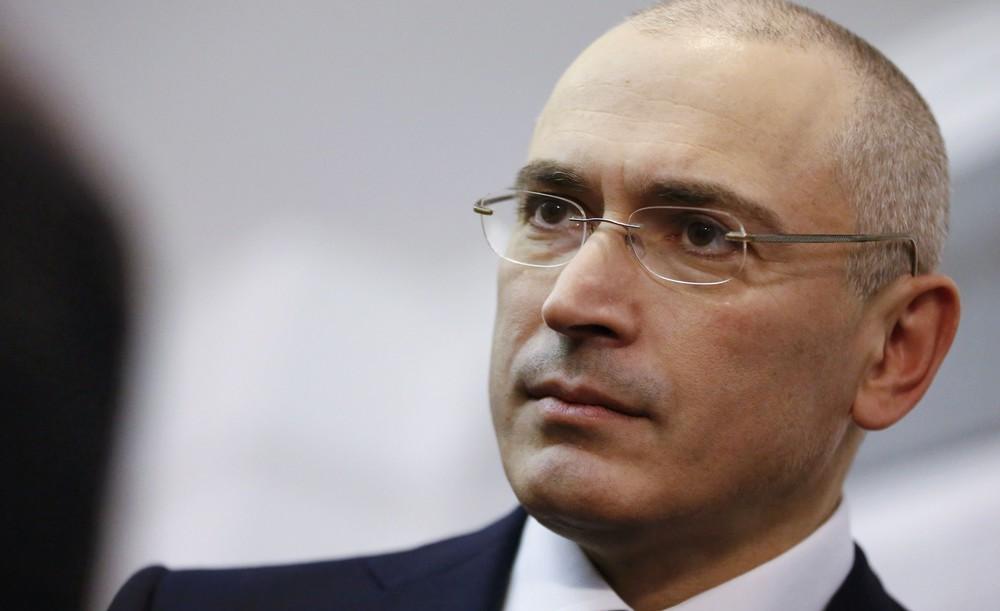 Ходорковский предложил арестовать собаку Путина в счет уплаты долгов ее хозяина