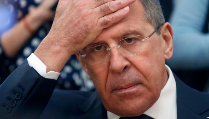 """Лавров в бессильной злобе пугает США """"ответными мерами"""" в случае свержения пророссийского диктатора Асада"""