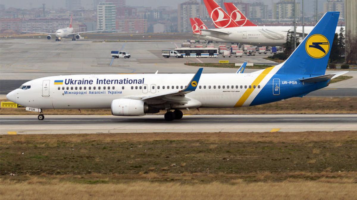 Появились кадры с украинским Боингом-737, на которых пилоту ненадолго удалось выровнять судно перед падением