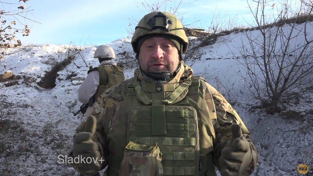 """Сладков: """"Сегодня черный день российского спецназа. Из 35 бойцов выжили 2, погибла вся Шестая рота"""""""